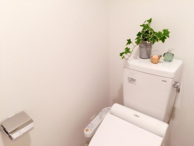 トイレや寝室をインテリアや壁紙を使っておしゃれにしよう!