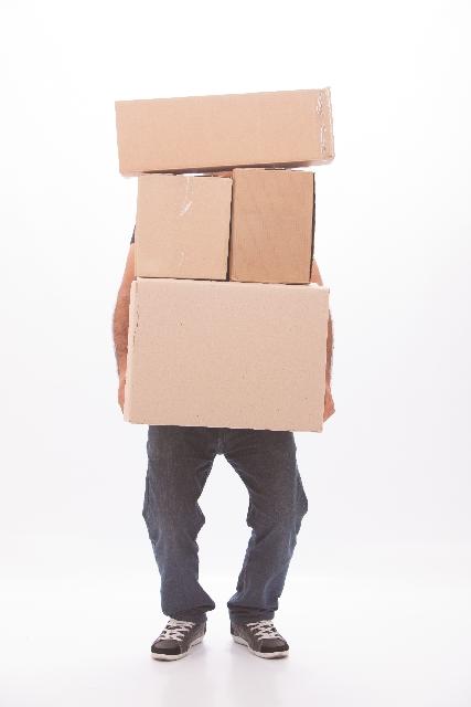冷蔵庫やベッドなど、引っ越しは近距離だから自分で運べる?