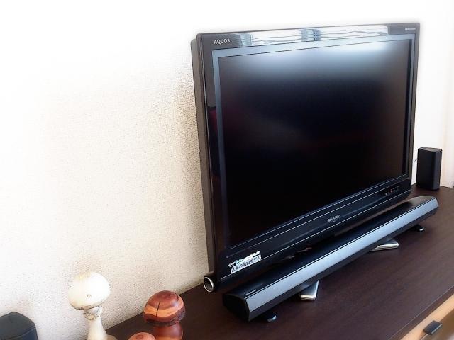 6畳のお部屋や寝室に合うテレビの大きさはどのくらい?