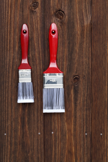 寝室にもおすすめな杉フローリング!塗装とお手入れ方法