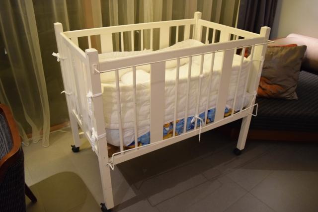赤ちゃんの寝具を選ぼう!ベビーベッドやマットレスは必要?