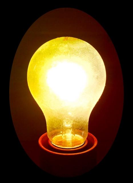 40wと60wの電球の明るさは、60Wが明るいとは限らない!?