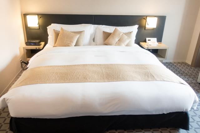 シングルベッドやダブルベッドの掛け布団サイズの選び方