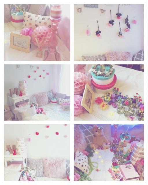 姫系の部屋の作り方のポイントは?ブログにアップしてみよう!