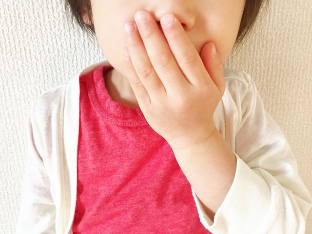 幼児の睡眠中の咳の原因って?すぐに出来る対処法とは?