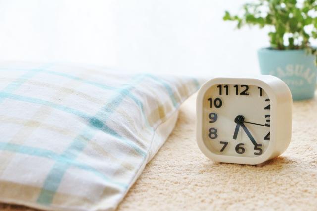 睡眠サイクルを見直そう!アラームの上手な活用方法