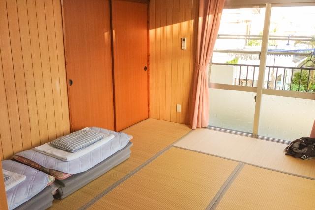 和室に寝具を敷く時の湿気対策って?マットレス使用の注意点