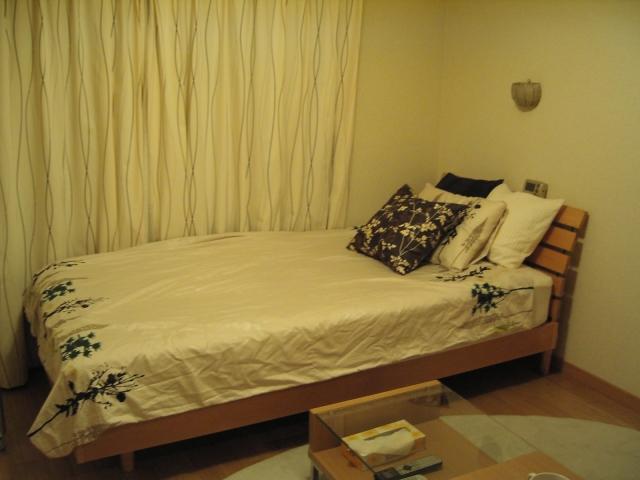 寝具のカバーを変えるだけ!いつもの部屋が北欧テイストに!
