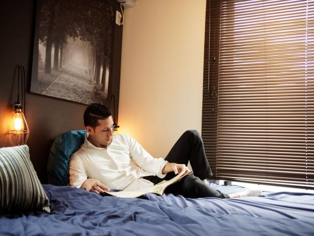 6畳を理想空間に!インテリア次第で男の夢のおしゃれ暮らし