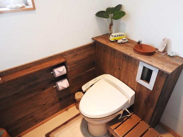 トイレのインテリアを上手に使って運気アップ!緑がおすすめ