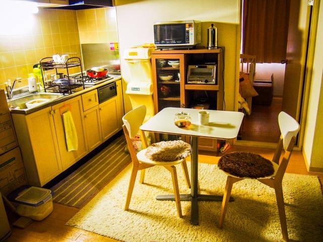 2DKのインテリア選び!狭いアパート暮らしの場合どうする?