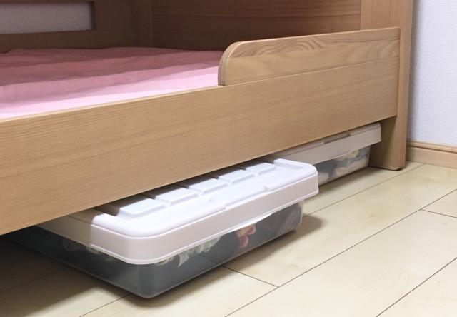 ベッドの収納は自作できる?お部屋の収納力をupさせよう!