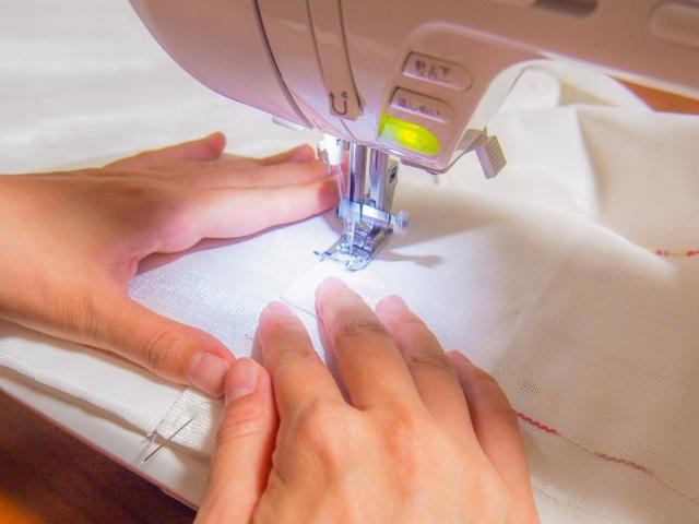 ミシンが上手く縫えない!ガタガタになってしまうのはなぜ?