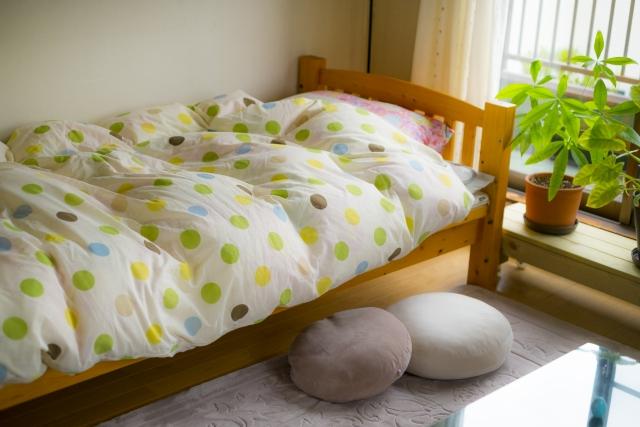 大学生で一人暮らしデビュー!おすすめはどんなベッド?