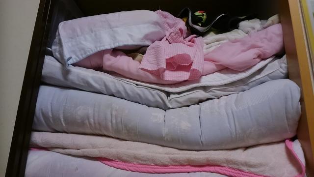 湿気に負けない賢いお布団収納を!不織布の特性を活かそう!