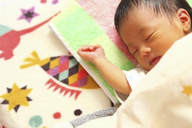オルゴールの睡眠効果で赤ちゃんの寝かしつけもバッチリ!