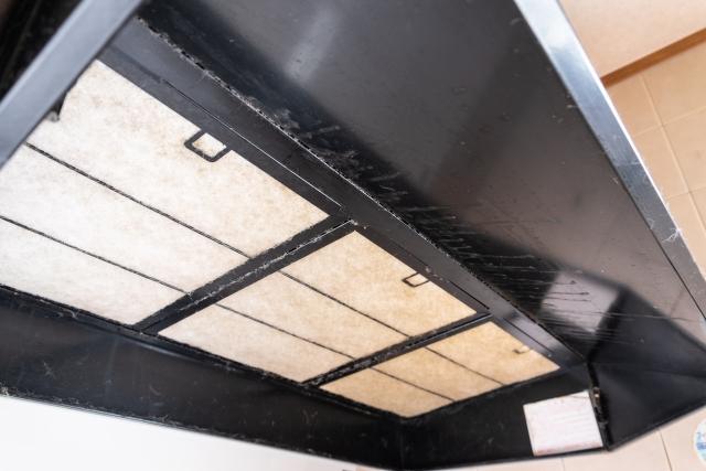 キッチンの換気扇にフィルターカバーを取り付けるメリット!