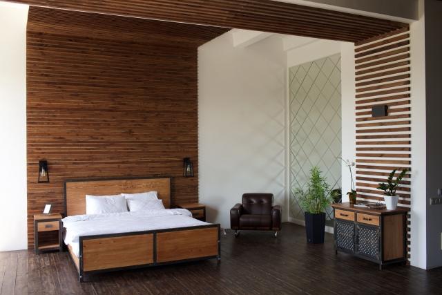 寝室をアジアンやハワイアンインテリアにするためのポイント